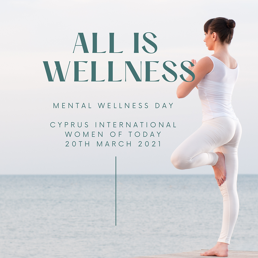 All is wellness!