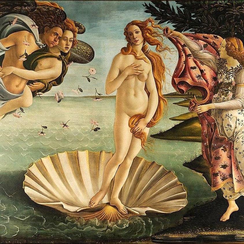 CIWOT talk Mythology of Cyprus: Finding Aphrodite