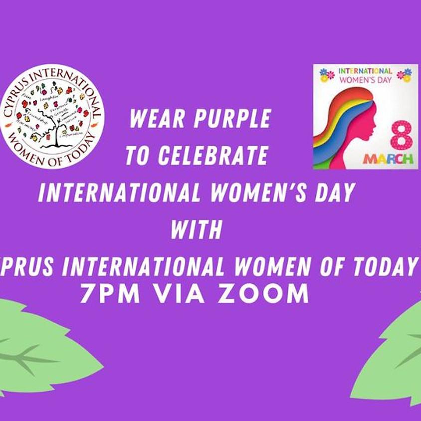 Celebrate International Women's Day with CIWOT