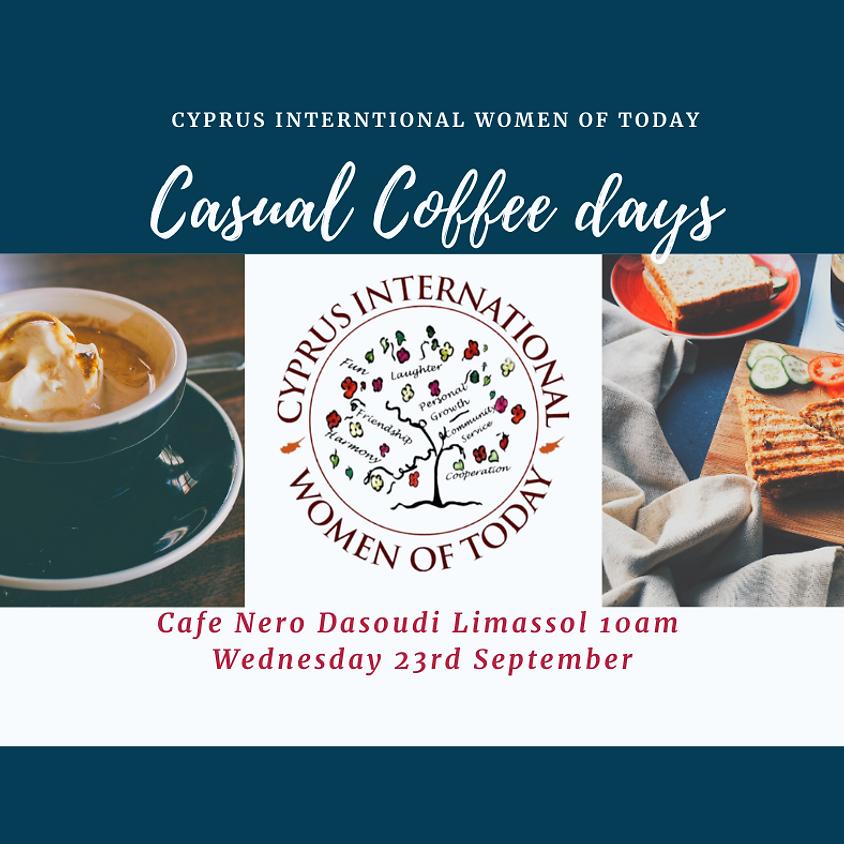 Casual Coffee Days