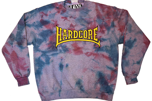 """Hardcore"" Champion Crewneck"