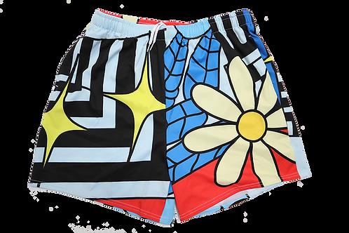 """Starlight""  Athletic Shorts"