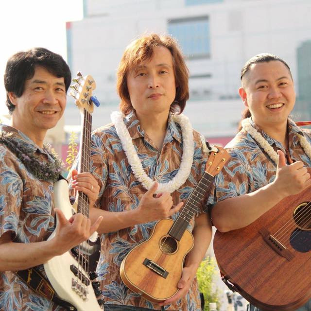 Manoa Rainbow 1st CD 地元 愛知県レコ発ライブ