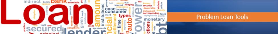 Problem Loan Tools Banner