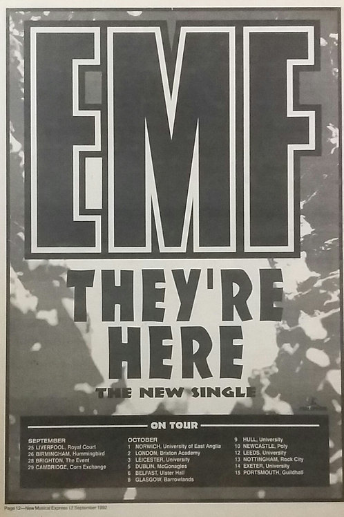 Emf - They're Here