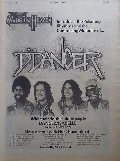 D'Dancer – Dancer