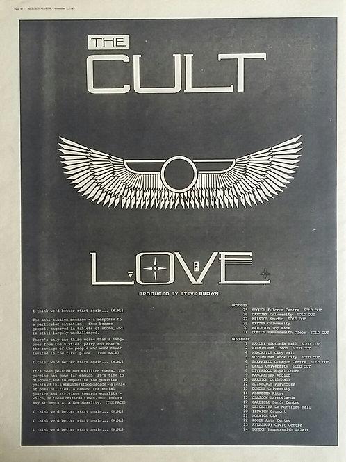 Cult - Love