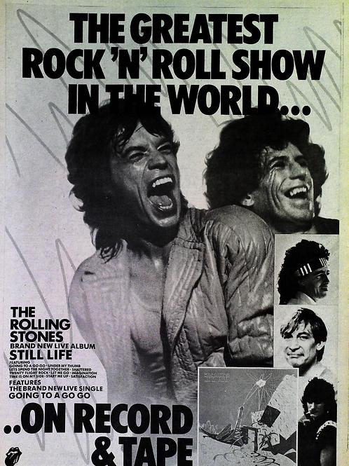 Rolling Stones - Still Life