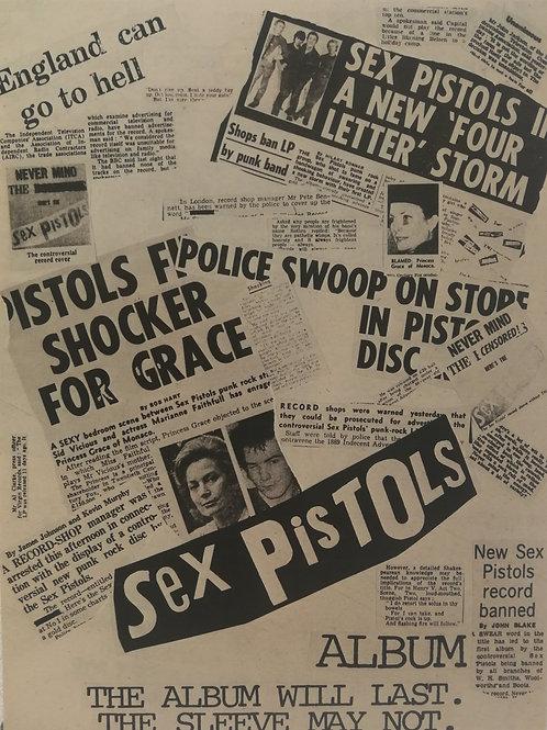 Sex Pistols - New Album