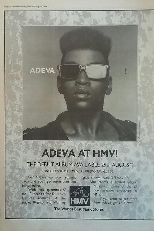 Adeva - Debut Album