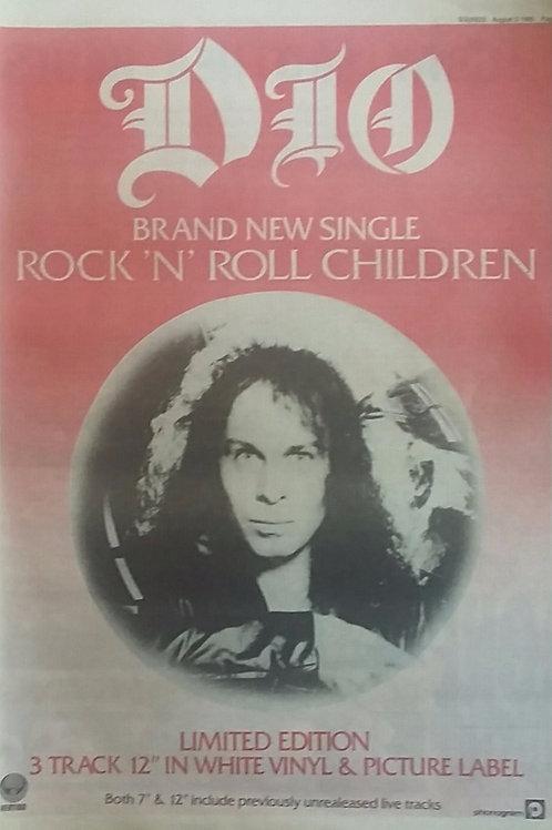 Dio - Rock'n'roll Children