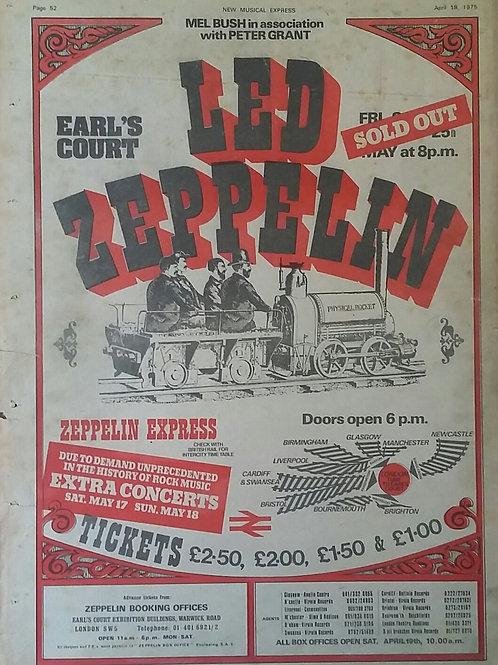 Led Zeppelin - Live