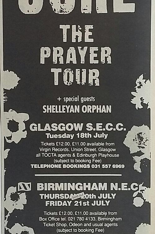 Cure - The Prayer Tour