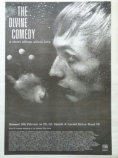 The Divine Comedy ‎– A Short Album About Love