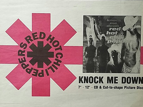 Red Hot Chili Peppers - Knock Me Down