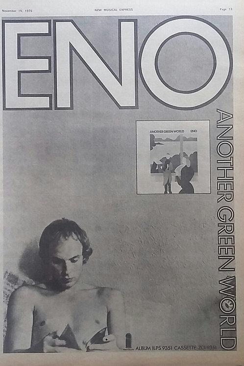 Brian Eno - Anoter Green World