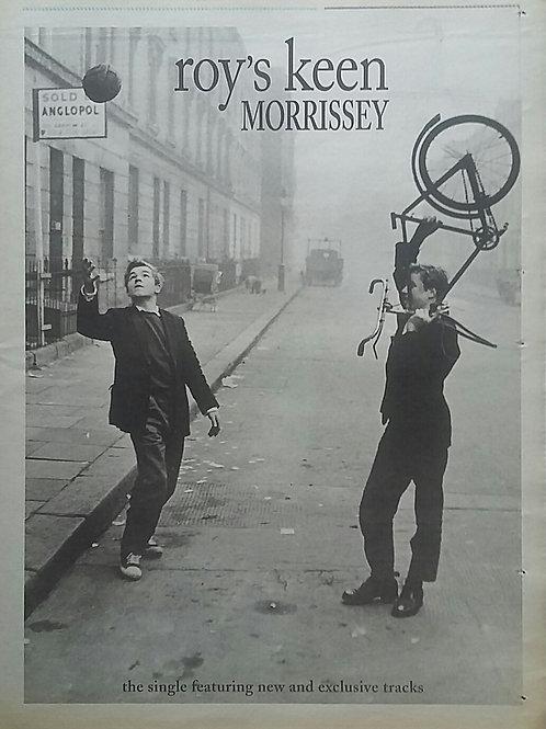 Morrissey - Roy's Keen