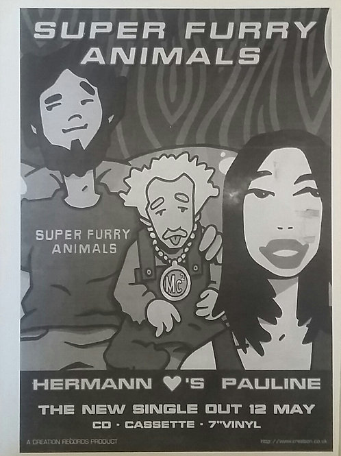 Super Furry Animals - Hermann