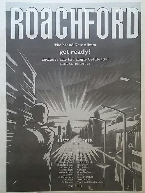 Roachford - Get Ready !