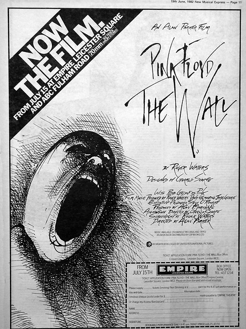 Pink Floyd - The Wall - The Film