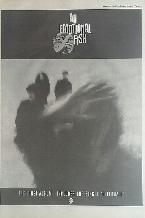 An Emotional Fish - First Album
