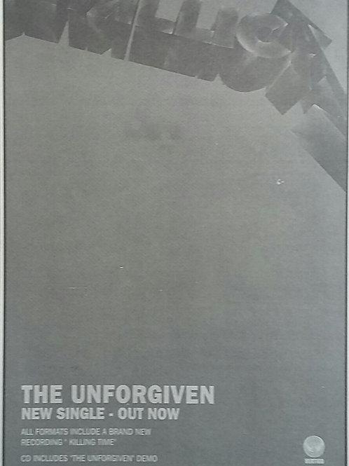 Metallica -The Unforgiven