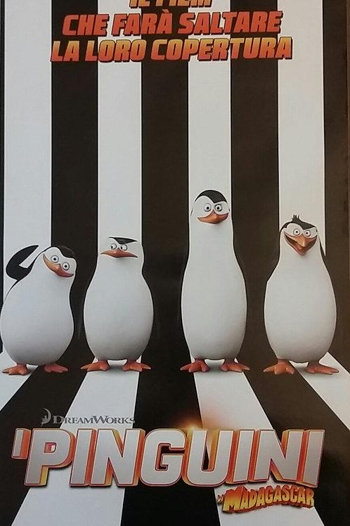 I Pinguini Del Madagascar