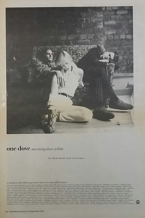 One Dove - Morning Dove White