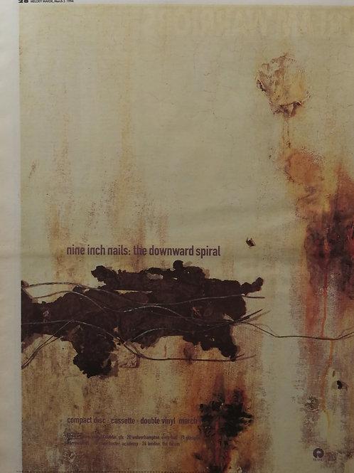 Nine Inch Nails – The Downward Spiral