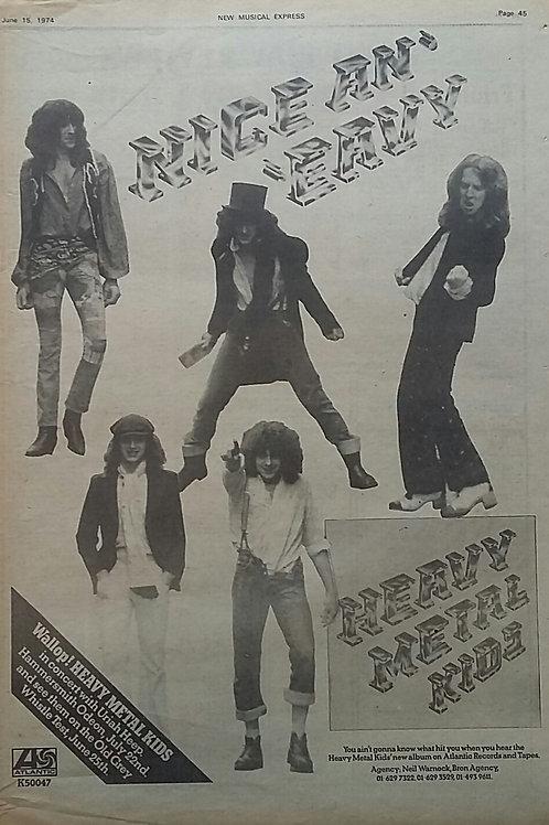 Heavy Metal Kids – Heavy Metal Kids