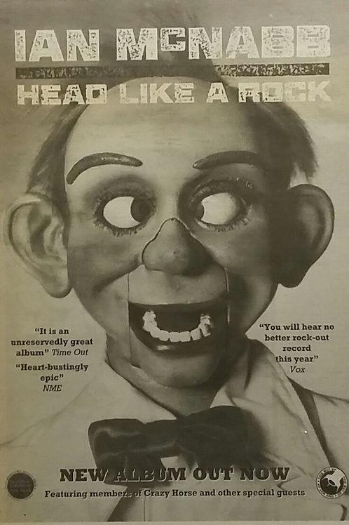 Ian McNabb – Head Like A Rock