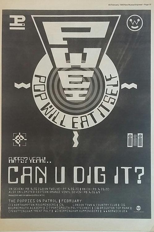 Pwei - Can U Dig It ?
