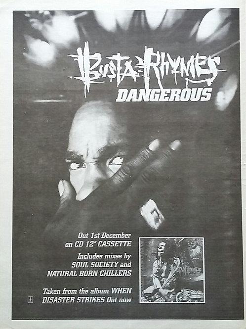 Busta Rhymes – Dangerous