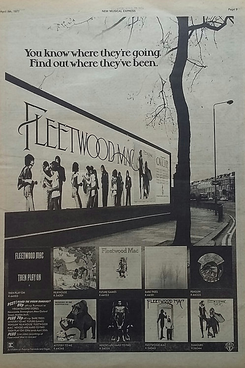Fleetwood Mac - On Tour