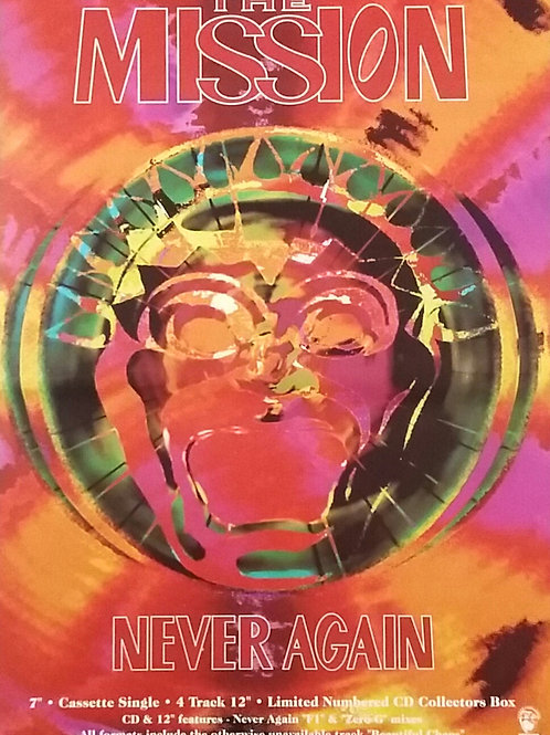 The Mission - Never Again