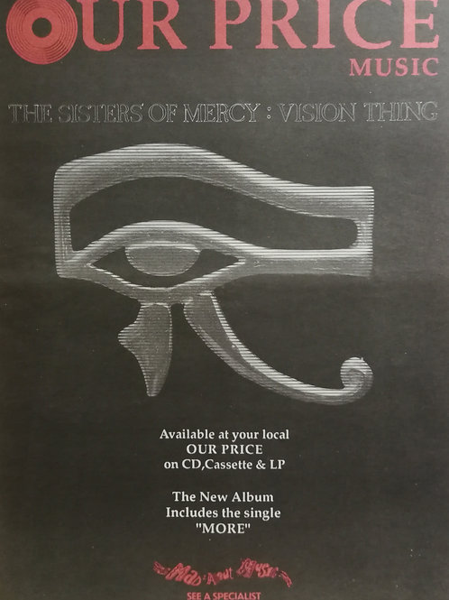 The Sister Of Mercy - Vision Thing