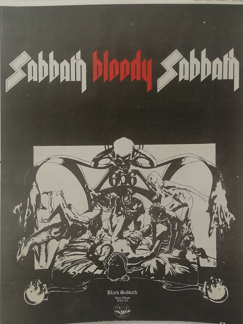 Black Sabbath - Bloody
