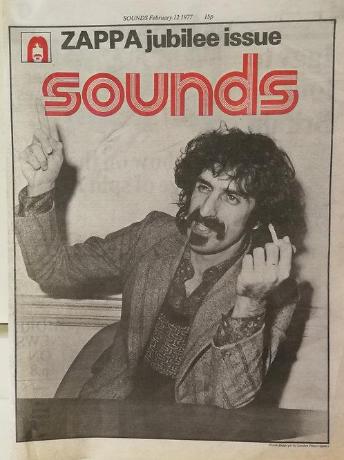Sounds - Frank Zappa