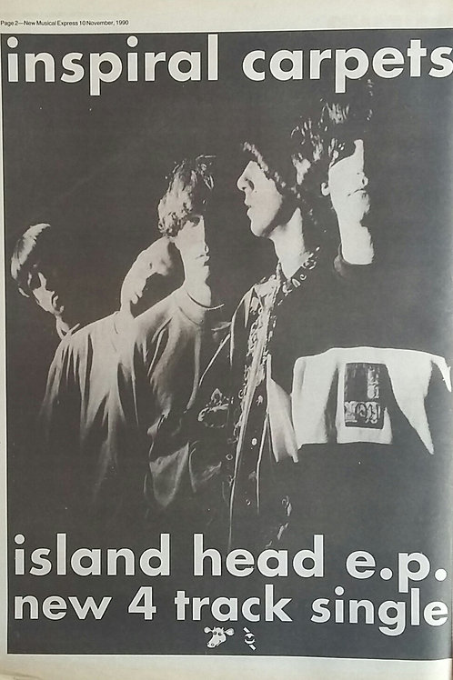 Inspiral Carpets - Island Head