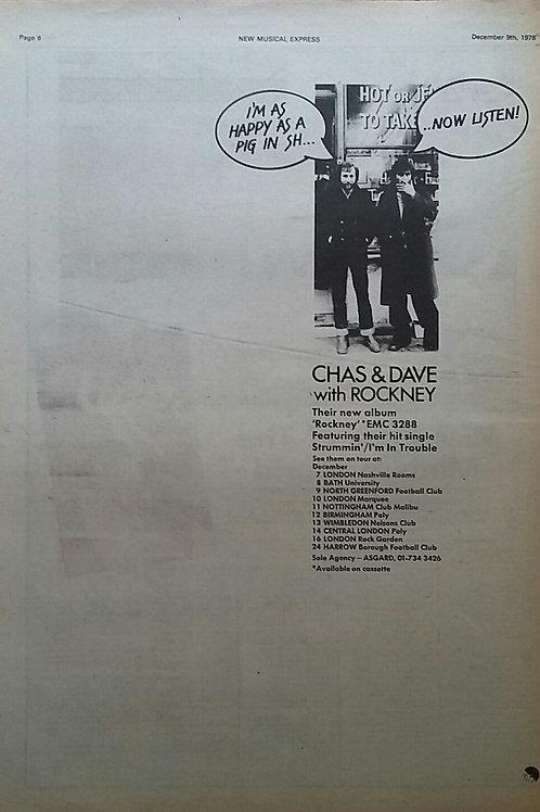 Chas & Dave - Rockney