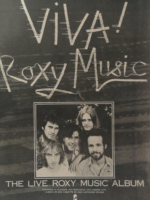 Roxy Music - Viva!