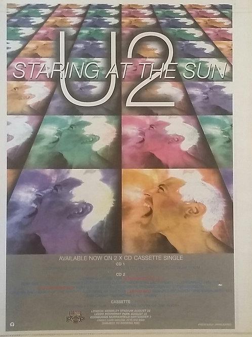 U2 - Starting At The Sun