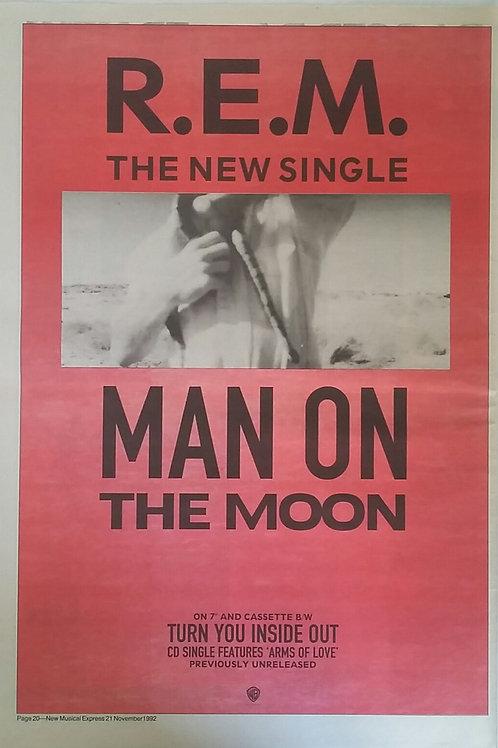 Rem - Man On The Moon