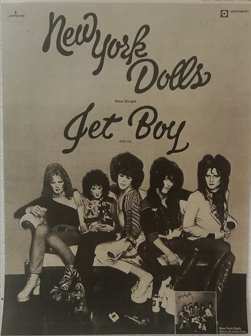 New York Dolls - Get Boy