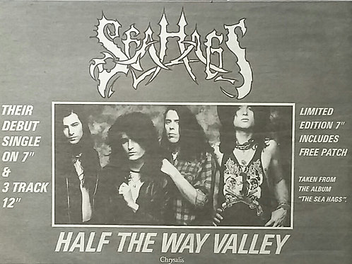 Sea Hags ‎– Half The Way Valley
