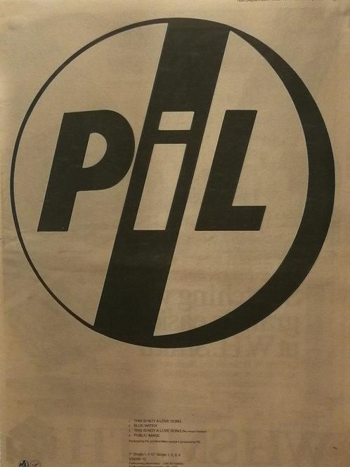 Public Image Ltd. - PIL