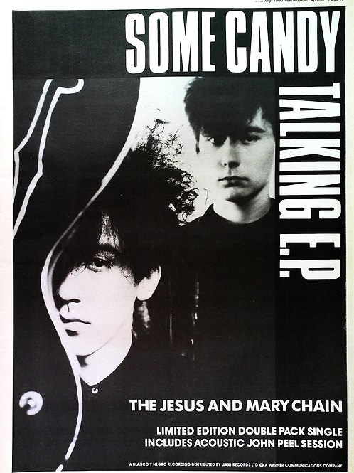 The Jesus & Mary Chain - Some Candy Talking E. P.