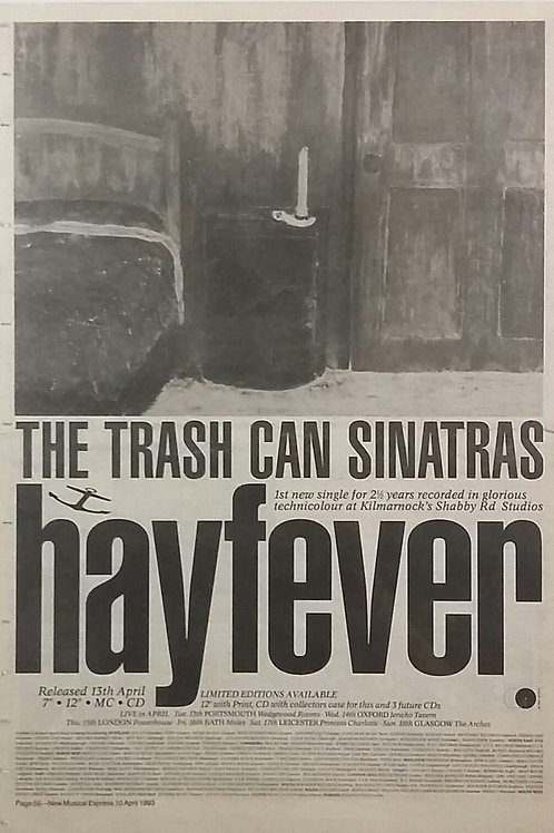 The Trash Can Sinatras – Hayfever