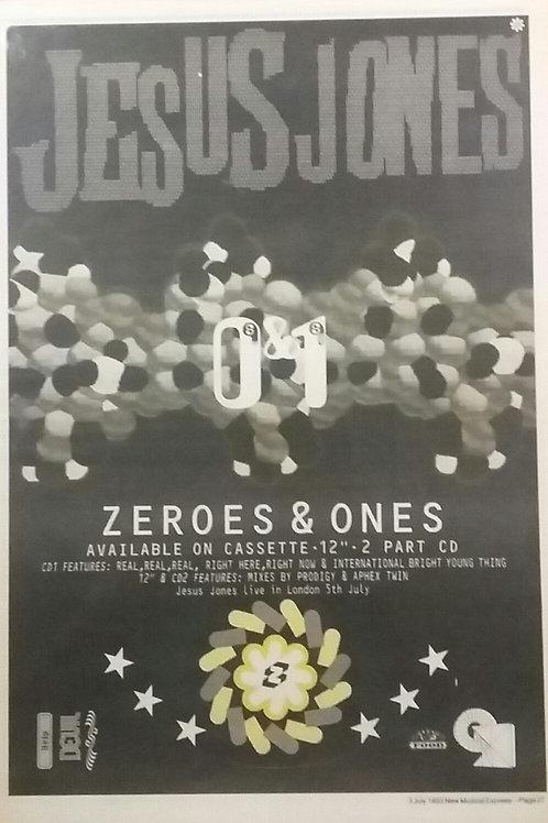 Jesus Jones - Zeroes & Ones