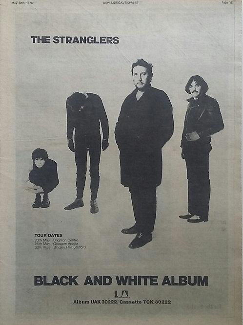 The Stranglers - Black And White Album